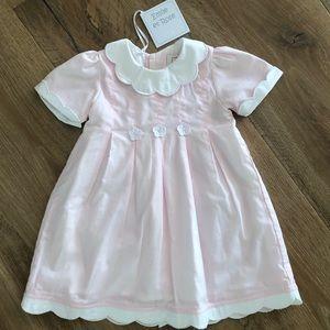 Emile et Rose pink dress NWT